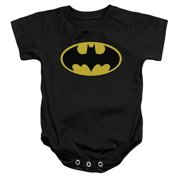 Batman - Classic Logo - Infant Snapsuit - 6 Month