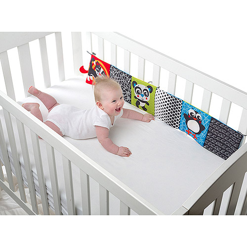 Playgro Cot Buddies Bumper Book