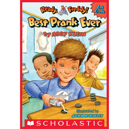 Best Prank Ever (Ready, Freddy! 2nd Grade #4) - eBook - Best Halloween Pranks Ever 2017