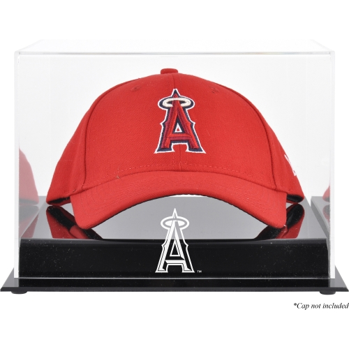 Los Angeles Angels Fanatics Authentic Acrylic Cap Logo Display Case - No Size
