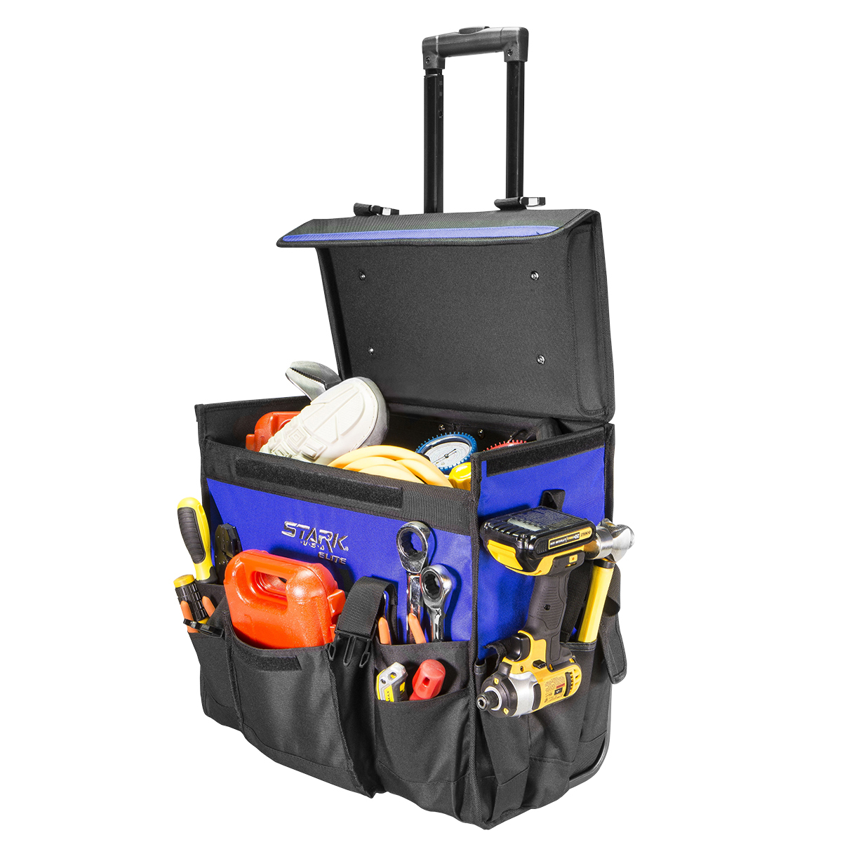 Xlarge 20 Quot Rolling Portable Heavy Duty Portable Tool Bag