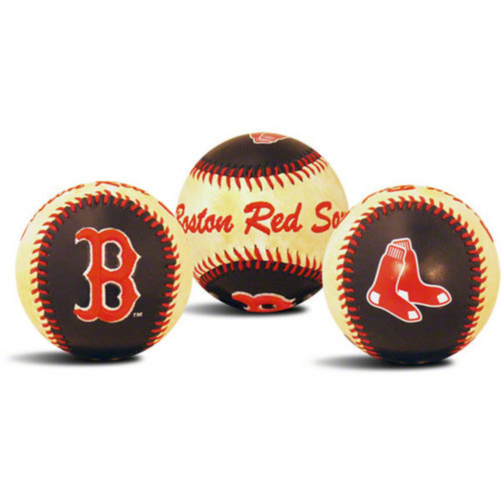 Boston Red Sox Embroidered Baseball