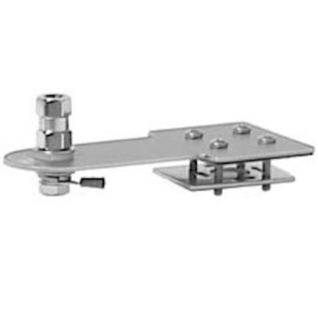 FIRESTIK SS-194 FLAT EXTENDED TRUCK BED STAKE HOLE CB RADIO ANTENNA MOUNT ()