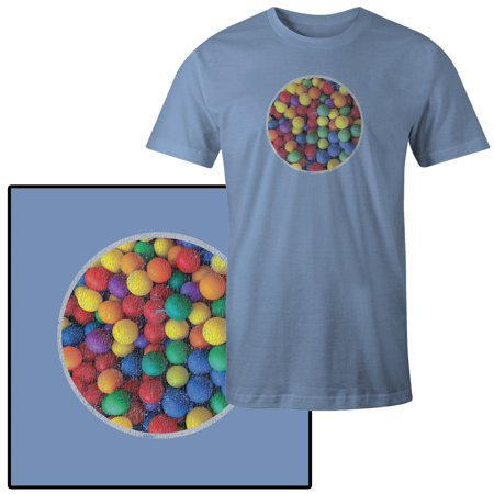 Men's Multi Colored Candy In Rainbow Of Colors And Flavors - Colored M And M Candy