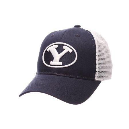 BYU Cougars Big Rig Adjustable Hat (Navy)