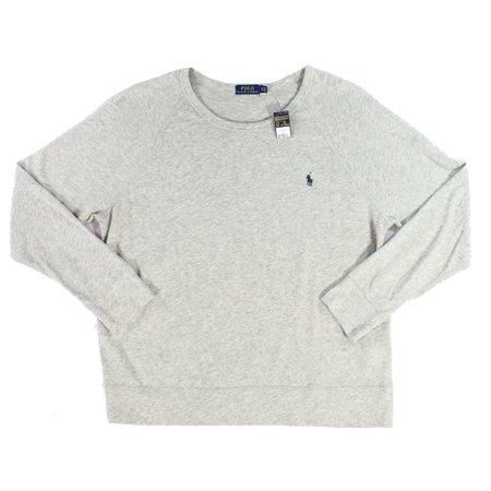 Ralph Lauren Mens Spa Sweatshirt gryhth XL
