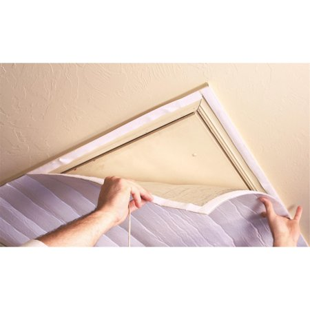 ATTIC ARMOUR 29520268 Ceiling Shutter Cover,48 x 48 In