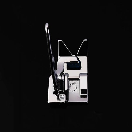 Ustyle Imitation Synchronization Presser Foot Multifunction Domestic Sewing Machine Prevent Thin Stretch Fabric Foot - image 6 de 7