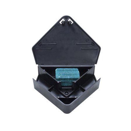 Protecta RTU Mouse Bait Station, Use in:Residential, commercial, or industrial buildings, indoors and outdoors By Bell Labs