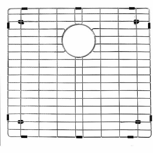"Vigo Kitchen Sink Bottom Grid, 20"" x 17"""