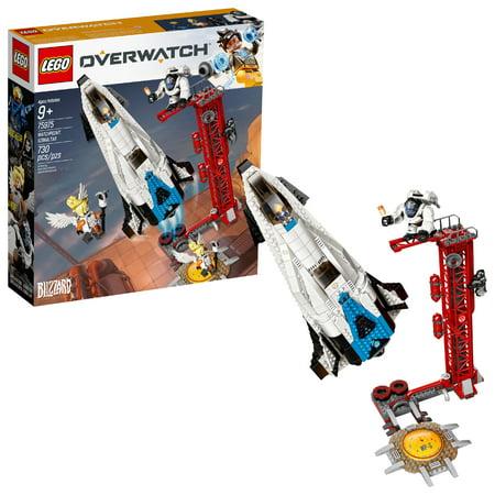 LEGO Overwatch Watchpoint: Gibraltar 75975 Building Set