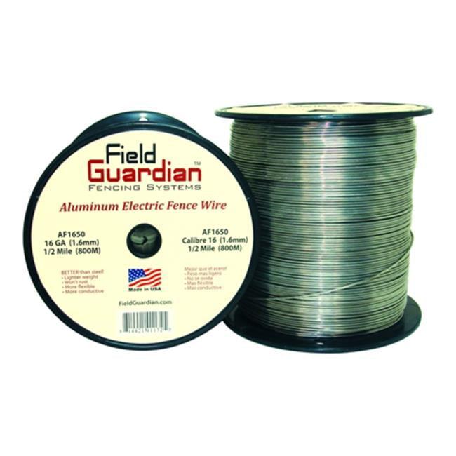 Field Guardian 16 GA. Aluminum Wire, 1/2 Mile