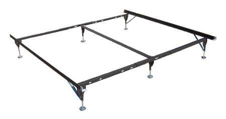 MANTUA ADA3456 Bed Frame, Capacity 500 lb., Twin to King by MANTUA