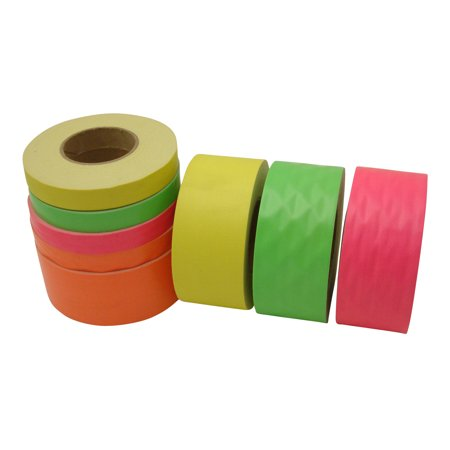 JVCC DT-ENT Fluorescent Duct Tape: 1/2 in. x 60 yds. (Fluorescent Orange)](Orange Duct Tape)