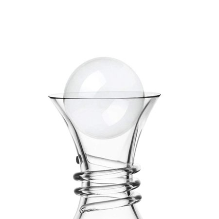 Soing Clear Crystal 2.5 Inches Wine Decanter Stopper Crystal