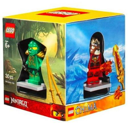 LEGO 2014 Minifigure Boxed 4-Pack Set LEGO 5004076