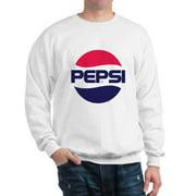 CafePress - Pepsi 90S Logo - Crew Neck Sweatshirt