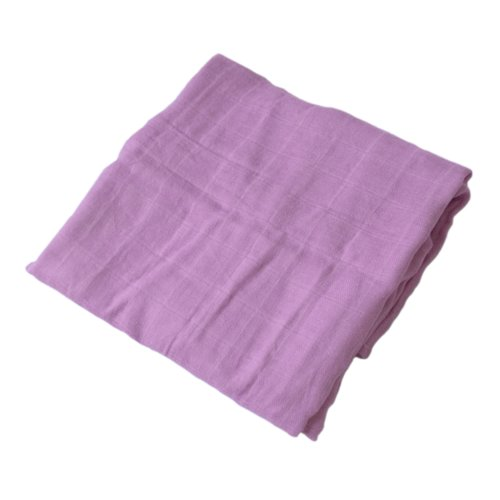 Harriet Bee Philipston Pre-washed Solid Muslin Baby Blanket