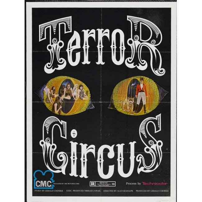 Posterazzi MOVCJ8296 Nightmare Circus Movie Poster - 27 x 40 in. - image 1 de 1