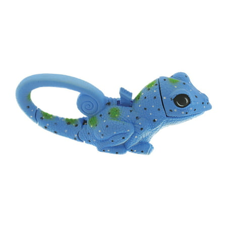 Lifelight Animal Carabiner Flashlight - Blue Lizard | Cute Animal Keychain