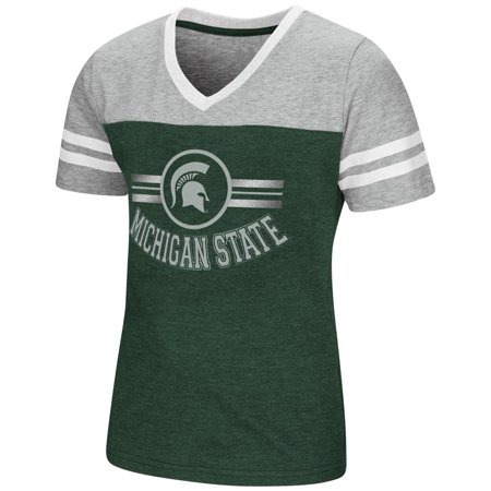 Michigan State University Youth Girls Short Sleeve Pee Wee Tee