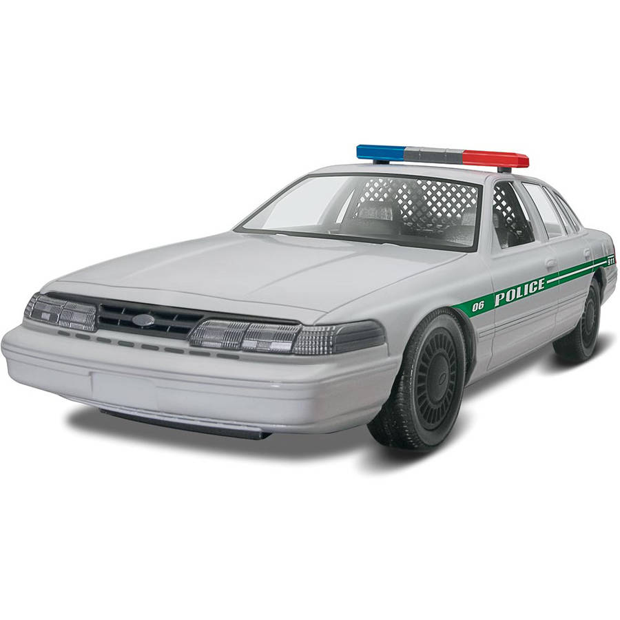 Revell 1:25 Ford Police Car by Generic