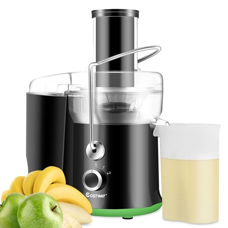 Costway Electric Juicer Wide Mouth Fruit & Vegetable Centrifugal Juice Extractor 2 (Best Juicer For Greens And Fruit)
