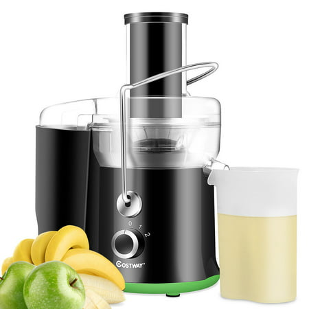 Costway Electric Juicer Wide Mouth Fruit & Vegetable Centrifugal Juice Extractor 2
