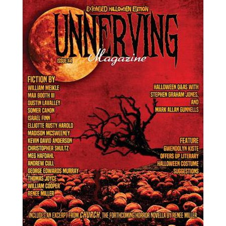 Unnerving Magazine : Extended Halloween Edition