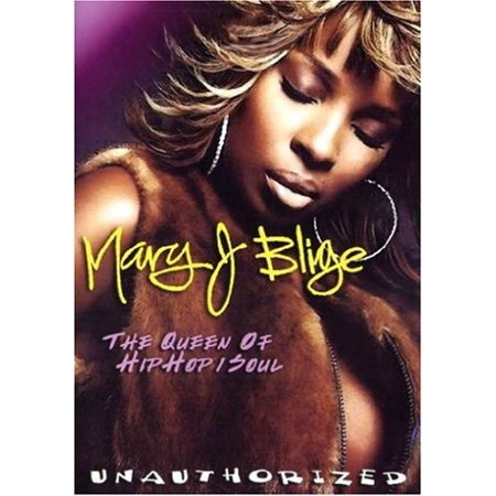 Mary J. Blige: Queen of Hip Hop Soul (DVD) (Hip Hop Halloween Playlist)