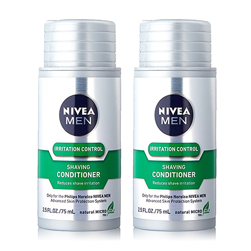 """Norelco HS800-2 Pack Nivea For Men Shaving Conditioner"""