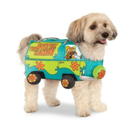 Scooby Doo Cast Costumes (Scooby Doo - Mystery Machine - Pet)