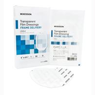 McKesson 4986 Transparent Film Dressing-50/Box