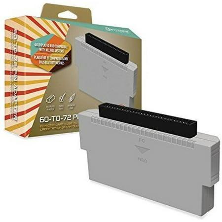 - Hyperkin 60 to 72 Pin Famicom to NES Adapter
