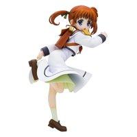 Kotobukiya Magical Girl Lyrical Nanoha The Movie 1st Nanoha Takamachi (School Uniform Version) Ani-Statue
