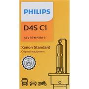 Best D4s Bulb 6000ks - Philips D4S Standard Xenon HID Headlight Bulb, 1 Review