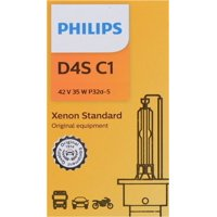 Philips Xenon Hid Lamp D4S, , , Always Change In Pairs!