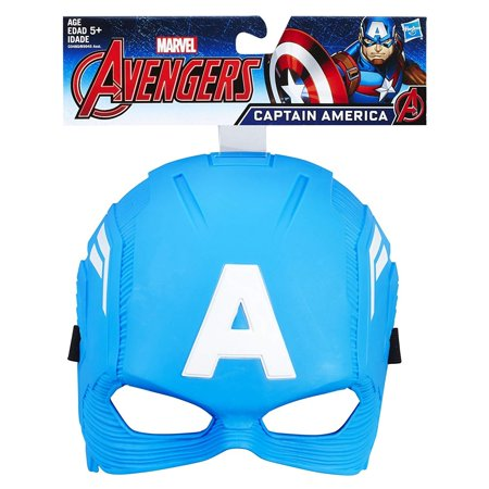 Marvel Avengers Captain America Basic Mask - Captian America Mask
