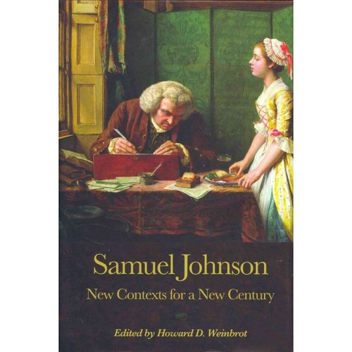 Samuel Johnson: New Contexts for a New Century