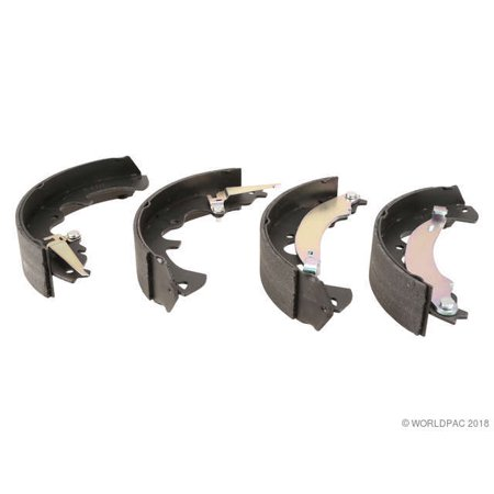 Motorcraft W0133-2188518 Drum Brake Shoe for Ford / Mercury