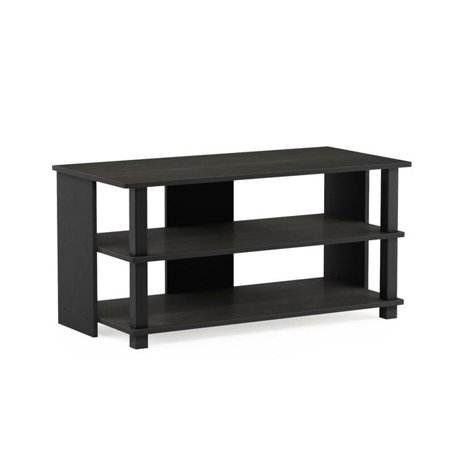 Furinno 17076EX-BK Sully 3-Tier TV Stand for TV up to 40, Espresso & Black - image 1 of 1