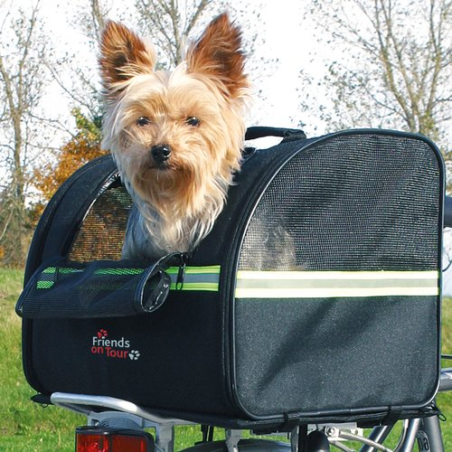 Tucker Murphy Pet Granville Friends on Tour Bike Back Pet Carrier