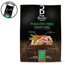 Dog Food: Pure Balance Poultry Free Grain Free