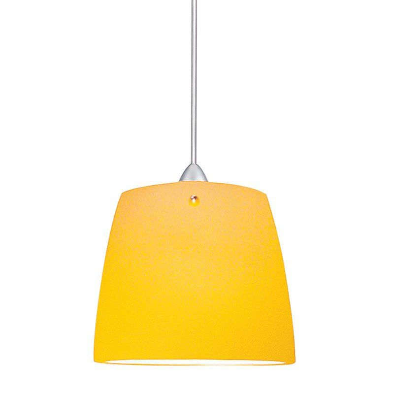 WAC Lighting QUICK CONNECT SHADE WITH LED MONOPOINT CANOPY WHITE