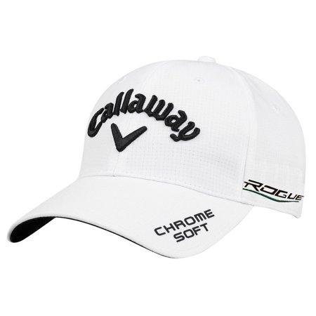 147a34c09b9 NEW 2018 Callaway Golf TA Performance Pro Deep Rogue White Adjustable Hat  Cap - Walmart.com