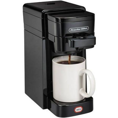 Proctor Silex Single Serve Coffee Maker | Model# 49961