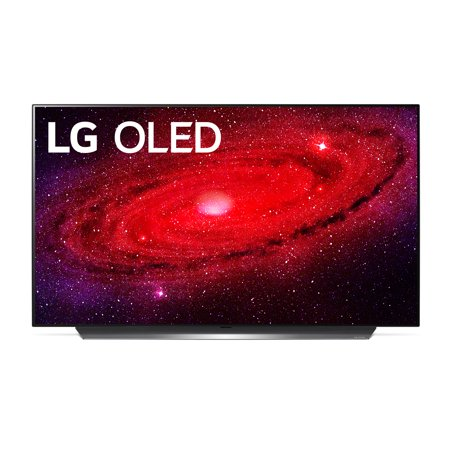 "LG 48"" Class 4K UHD 2160P OLED Smart TV with HDR OLED48CXPUB 2020 Model"