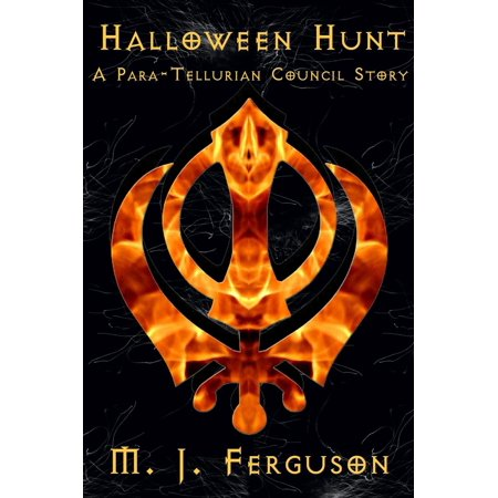 Halloween Hunt - eBook