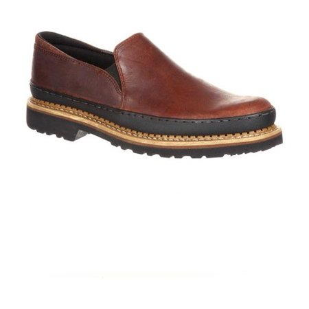 Men's Georgia Boot GB00145 Georgia Giant Twin Gore Work Shoe - Diy Galaxy Boots