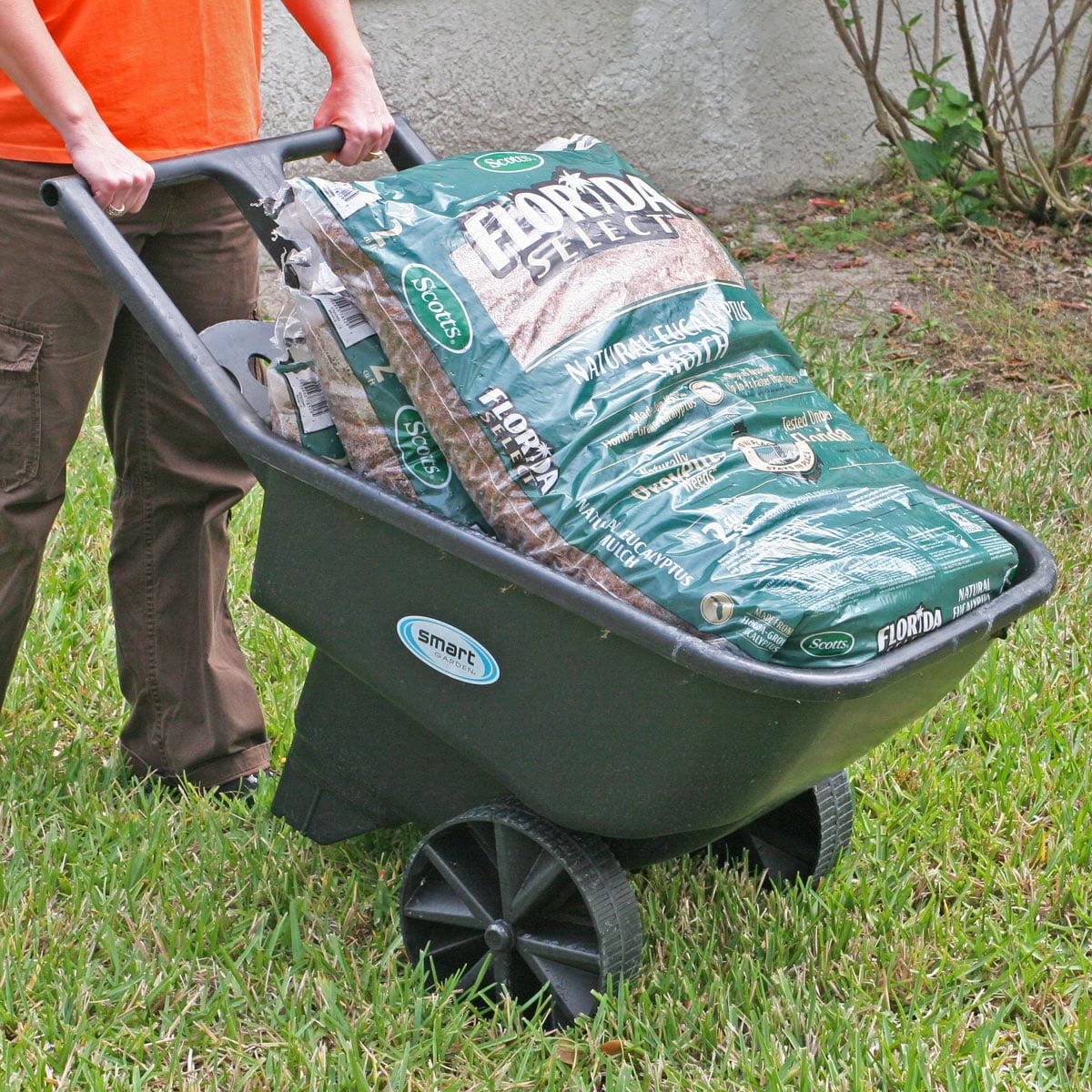 Superieur Smart Garden SLC450 Black Smart Cart   Walmart.com